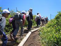 鉢伏山登山